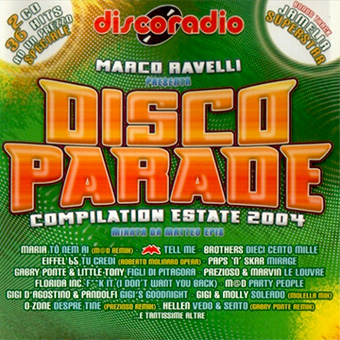 THE SAILOR - Disco Parade Estate 2004
